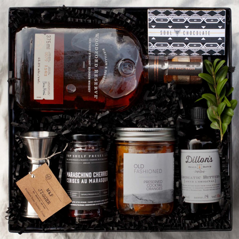 personalized Old Fashioned Kit for customers